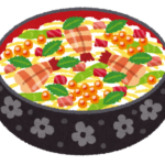 【3分解説】ちらし寿司とはなに?ひな祭りで食べる意味や由来を分かりやすく!